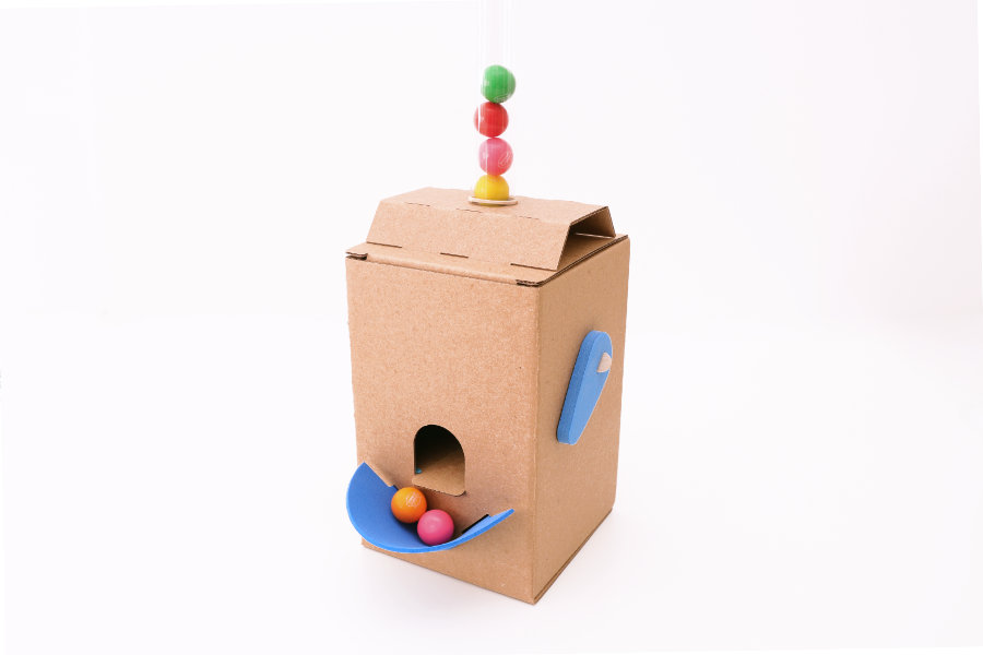 Build your gumballs machine